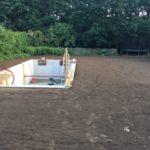 Tzwembad Gegoten Beton